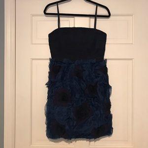 BCBG Strapless Formal/Cocktail Dress
